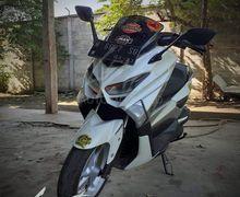 Gak Usah Berharap Dengan Yamaha NMAX Facelift 2019, NMAX Dibikin Gini Juga Keren Kok!