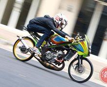 Trik Simpel, Cuma Ganti Komponen Ini Motor Kawasaki Ninja 150 Gak Ada Lawan