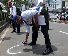 Ungkap Kecelakaan Tragis Margonda, Polisi Rekonstruksi Pakai Alat Canggih