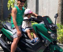 Waduh, Yamaha NMAX Milik Pemain Tim  Bali United Dimaling, Nih Ciri-cirinya