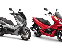 Harga Bekas Yamaha NMAX Dan Honda PCX 150, Ternyata Ini Yang Paling Mahal
