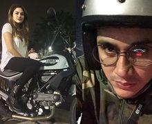 Wuih, Nikita Mirzani Pamer Motor Hadiah Dari Vicky Nitinegoro, Harganya Gak Nahan
