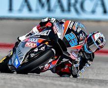 Hasil Kualifikasi Moto2 Amerika 2019, Marcel Schrotter Tercepat, Dimas Ekky Tajamkan Waktu