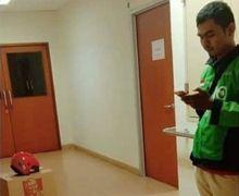 Nyender Nahan Tangis, Driver Ojol Kebingungan Kena Order Fiktif, Makanan Seharga Rp 1 Juta Gak Ditebus
