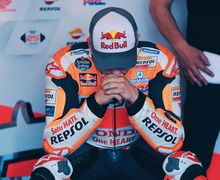 Akibat Isu Dipecat Dari Honda, Lorenzo Berantem Dengan Wartawan