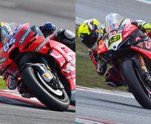 Mentang-mentang Ducati Puncaki MotoGP dan WSBK, Ambisi Kawinkan Gelar