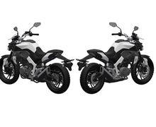 Suzuki  Dua Silinder Naked Sport  Dengan Dua Silincer Siap Mengaspal?