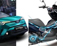 Rame Toyota C-HR Hybrid, Ada Gak Sih Motor Pakai Teknologi Canggih Itu?