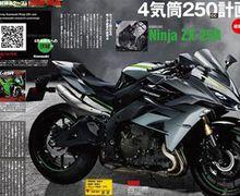 Gosip Seru Bro Kawasaki Ninja 250 Empat Silinder untuk Indonesia