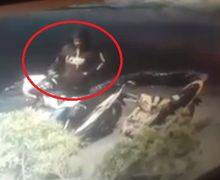 Masuk Bulan Ramadhan Maling Merajalela Incar Motor di Parkiran, Begini Kata Polisi