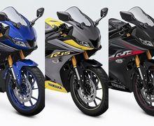Pilihan Warna Baru Motor Yamaha R15 2019, Harga Naik Dibanding Versi 2018