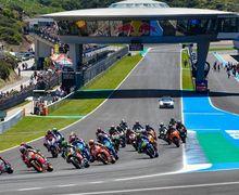 Gak Lagi Begadang, Inilah Jadwal Komplet Ronde 4 MotoGP Spanyol