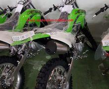 Bedanya Kawasaki KLX230 dengan KLX150 Di Luar Mesin