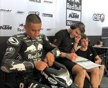 Jelang MotoGP Jerez, Hafizh Syahrin Malah Pulang Kampung Usai Dikecam Bos KTM