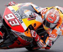 Wuih! Sabet Pole Position di MotoGP Prancis 2019, Marc Marquez Ungguli Rekor Valentino Rossi