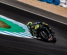 Sering Dicibir Netizen Sudah Tua, Video Valentino Rossi Ini Jadi Bukti Dirinya Masih Hebat di MotoGP Spanyol