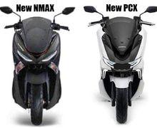 New NMAX Vs New PCX Dikomparasi, Lebih Keren Dan Canggih Mana?