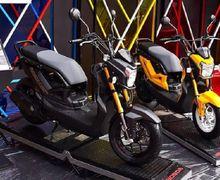 Bukan Hoax, Honda Zoomer-X Resmi Meluncur, Kapasitas Mesin 110 Cc, Harga Rp 25 Jutaan