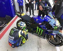Haduh! Gak Cuma Rantai Lepas, Valentino Rossi Banyak Masalah di MotoGP Prancis