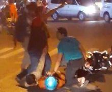 Video Detik-detik Penangkapan Pelaku Begal, Dari Kejar-kejaran Sampai Tembakan Peringatan Dilepaskan