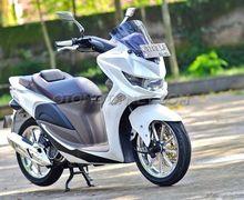 Asyik Nih, Honda Sudah Ada Yang Modenyal Yamaha NMAX Tapi Mini