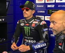 Cuma Finish Ke-6 di MotoGP Italia 2019, Maverick Vinales Ungkap Masalah Motor YZR-M1
