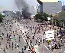 Mencekam Video Terkini Jatibaru Tanah Abang, Pemotor Putar Balik Lebih Baik Jangan Kesana