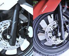 Honda PCX Lokal ABS dan CBS Kampas Rem Berbeda! Awas Tertukar