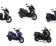 Mulai Rp 20 Jutaan Harga Baru Yamaha NMAX,  XMAX,  Aerox,  Lexi dan TMAX DX