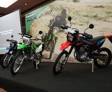 Ini Daftar Harga Kawasaki KLX 230 Yang Baru Diluncurkan Di Kemayoran