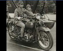 Putera-puteri Indonesia Wajib Tahu Harley-Davidson Ini Dipakai Zaman Penjajahan Tapi Diproduksi di Jepang