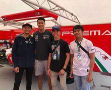 Terkuak, Ternyata Gerry Salim Berlaga di Moto3 MotoGP Italia 2019