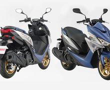Kembaran Yamaha Aerox 155, Yamaha Force 155 Kelihatan Lebih Gagah