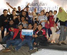 30 Member ARCI Bersama Komunitas Umum Bukber Bareng, Pulang Bawa Uang Rp 10 Juta