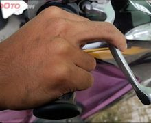 Waduh! Kata Pakar Safety Riding Kebiasan Menaruh Jari di Tuas Rem Itu Berbahaya, Kenapa Ya?