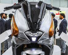 Tampang Lebih Futuristik, Kapan Motor Matic TVS 150 cc Pesaing NMAX dan PCX Diluncurkan