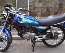 Sempat Tembus Ratusan Juta, Harga Yamaha RX King Tahun 2008 Sekarang Cuma Segini