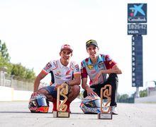 Marquez Menang Banyak di MotoGP Catalunya, Abang-Adik Perkasa di MotoGP dan Moto2