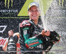 Mengejutkan, Bos Yamaha Jawab Beda Motor Valentino Rossi dan Fabio Quartararo di MotoGP Belanda