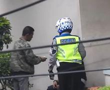 Viral Video Oknum Polisi Lalu Lintas Melakukan Pungli Pada Pengendara