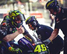 Nguber Performa Honda, Valentino Rossi Incar 5 Orang Ini Untuk Garap Yamaha M1