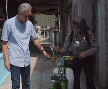 Viral, Polisi Kreatif Asal Purworejo Bikin Video YouTube Naik Honda C70, Followernya Tembus Jutaan