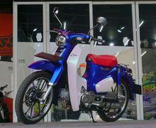 Cuma Modal Sticker, Tampang Honda Super Cub C125 Jadi Ganteng Maksimal