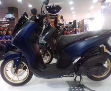 Lebih Mahal Rp 3 Jutaan, Harga Motor Yamaha Lexi 'MAXI Signature' Banding Generasi Awal