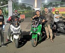 Keren Bro Fikar, Naik Yamaha NMAX Riding Dari Manado Ke Jakarta