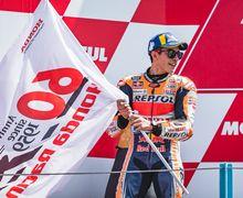 Tidak Menjadi Juara 1 MotoGP Belanda 2019, Marc Marquez Bilang Itu Sengaja, Ini Ngeles Apa Songong?