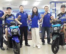 Adik Yamaha NMAX,  X-Ride 125 2019 Punya Update Baru, Terinspirasi Motor Balap
