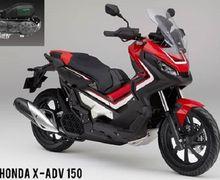 Yamaha NMAX Bisa Ketar-ketir, Honda Indonesia Keluarkan Matic Adventure 150 cc