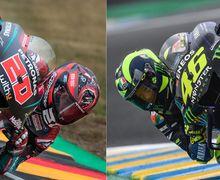 Rossi Apa Quartararo? Duel Hebat Veteran versus Termuda di MotoGP 2019
