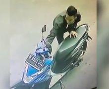Ramai Kasus Pencurian Skutik Honda BeAT, Pihak AHM Bakal Tambahkan Fitur Pengaman?